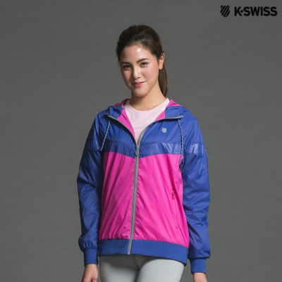 K-Swiss Basic Windbreaker風衣外套-女